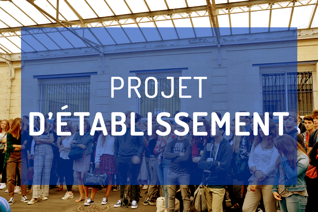 Projetetablissement 1